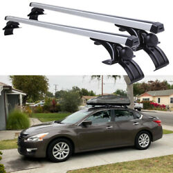 For Toyota Camry Corolla 48 Car Top Roof Rack Cross Bar Luggage Bicycle Carrier