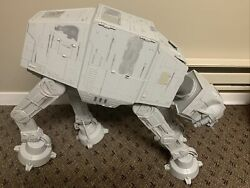 Star Wars Legacy 2010 At-at Walker Lights And Sounds Work