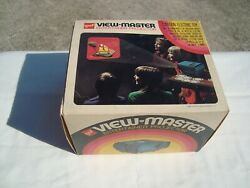 Vintage Gaf View Master Entertainer Projector With Box