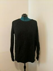 American Eagle Outfitters quot;Ahh Amazingly Softquot; Women#x27;s Knit Sweater size Large $10.40
