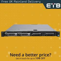 Dell Poweredge R420 1x4 3.5 Hard Drives - Build Your Own Server
