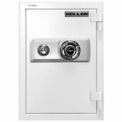 Hollon Hs-500 Home Safe 2 Hour Fireproof Protection 0.94 Cubic Feet