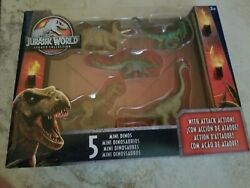 Jurassic World Mattel Lot Legacy Collection 5 Mini Dinos 3 Boxes Free Shipping