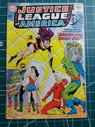 Justice League Of America 23 Dc 1963 Silver Age Issue.