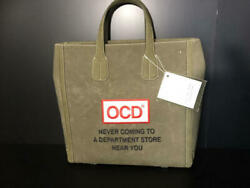 Readymade X Odc Collaboration Odcbag Limited Us Duffle Bag