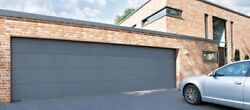 Carteck Rib Sectional Garage Door Supersize Available Up To 8m Wide Andpoundpoa Call