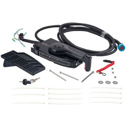 15ft 14 Pins Remote Control Box Electric Side Mount For Mercury 4-stroke Engine