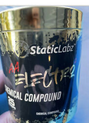 Electro Pre-workout From Dark Energy And Static 13 Volt