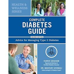 H9780778806530 Complete Diabetes Guide Second Edition Advice For Managing Type