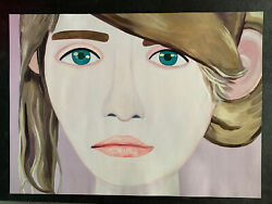 Brian Calvin - Stepsister 2012 Signed Numbered Print