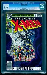 💎 X-men 120 Cgc 9.6 White Pages 💎 1 Shipping W 104 9.8 Ss 115 Or Any Auction
