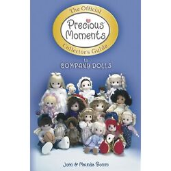H9781574323627 The Official Precious Moments Collector's Guide To Company Dolls