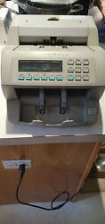 Cummins Jetscan 4065 Paper Currency Money Banknote Counter--in Good Condition