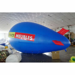 6m 20ft /7m 22ft Giant Inflatable Advertising Blimp /flying Helium Balloon A