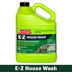 Mold Mildew Cleaner Outdoor Wall Brick Concrete Wood Stain Algae Remover Spray