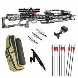 Tenpoint Viper S400 Pro Package - Soft Case Extra Arrows And More