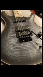 Paul Reed Smith / Dustie Waring Ce24-floyd Faded Whale Blue Smokeburst