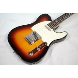 Fender American Standard Tl Used Electric Guitar With Tough Case