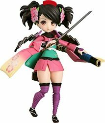 Parfom Oboro Muramasa Momohime Non Scale Abs Pvc Painted Action Figure Japan