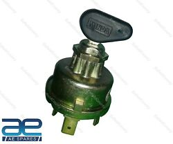 Fits For Ford Tractor 3600 2600 4000 5000 Ignition Starter Switch S2u