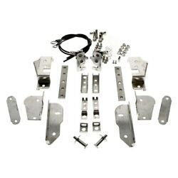 For Gmc K1500 1979 Auto Metal Direct X927-4000-3s X-parts Tailgate Latch Kit