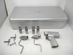 Stryker Medical 4205 System 5 Double Trigger Rotary Drill