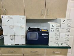 Brady Globalmark 2 Huge Lot Label Maker Excellent Working Condition Free Ship