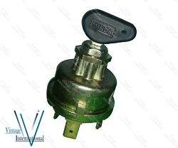 Fits For Ford Tractor 3600 2600 4000 5000 Ignition Starter Switch @us