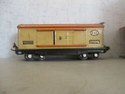 Lionel 814 Boxcar Complete And All Original Needs Cleaning 814 Boxcar