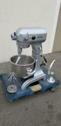 Hobart A-200 20 Qt Mixer W/ Stainless St Bowl Hook Beater Whip Tested Excellent