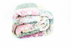 Greenland Home Antique Chic Authentic Patchwork Bedspread Set King Size Cotton