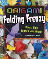 Origami Paperpalooza Ser. Origami Folding Frenzy Boats Fish Cranes And...
