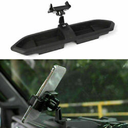 Car Mount For Cell Phone Holder Gps Storage Organizers Tray For Jl 2018+ Ga Sa