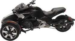 Mustang 76227 1-piece Touring Seat Can-am Spyder F3 2015-2018