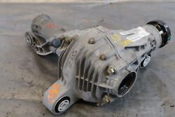 2018 Jeep Grand Cherokee Trackhawk 6.2l Oem Front Differential 3.70 Ratio 1355