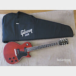 Gibson Les Paul Special Japan Proprietary Electric Guitar With Gig Bag