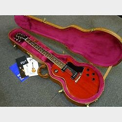 Gibson Les Paul Special Cherry 2016 Electric Guitar With Tough Case