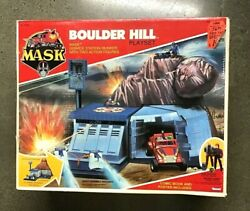 Kenner Mask Boulder Hill Playset With Box