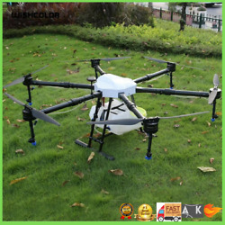 ✅✅new Agriculture Drone Agricultural Uav Frame Capacity 16 Kg 15l Tank Farm Uses