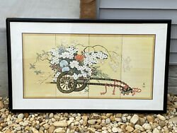 The Flower Cart By So Ryu