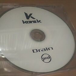 Drain Kors K Doujin S2tb Blood Donation Event Limited Cd Not For Sale Rare Ra