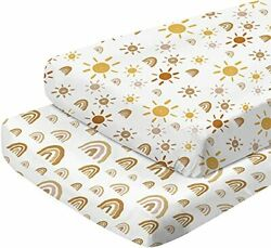 Changing Pad Cover - Babebay Ultra Soft Jersey Knit Cotton Diaper Change Table