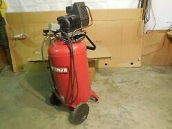 Air Compressor With Craftsman Tank