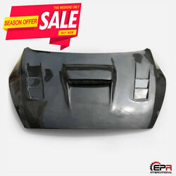 For 15-18 Focus Facelifted Epa Style Carbon Vented Hood Fit Both 3 Or 5 Doors