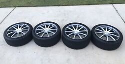20 Mercedes S65 S63 Amg Oem Factory Wheels Rims And Tires|a2224010700|a2224010600