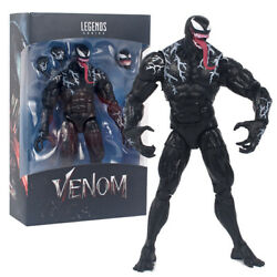 New Venom Carnage Action Figure Spider Man Statue Model Toy Gift Pvc Boxed