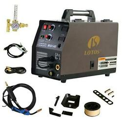 Mig140 140 Amp Mig Wire Welder Flux Core And Aluminum Gas Shielded Welding