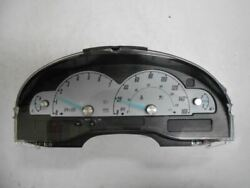 Rebuilt Speedometer Cluster Mph Fits 2002 Ford Thunderbird