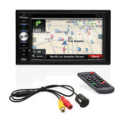 Boss Audio Systems Bvnv9384rc Car Gps Navigation And Dvd Player