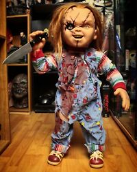 Sideshow Collectibles Seed Of Chucky Life Size 11 Chucky Doll